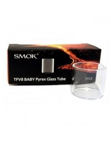 Verre Pyrex TFV8 Baby Smoktech