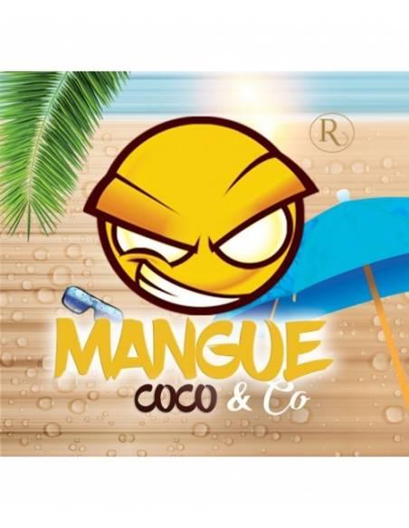 Arôme concentré Mangue Coco & Co 10ml - EXO - Révolute