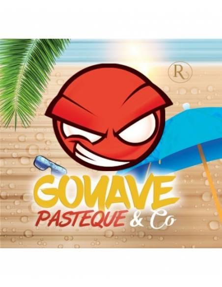 Arôme concentré Goyave Pastèque & Co 10ml - EXO - Révolute