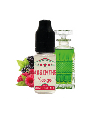 Arôme Absinthe Rouge 10ml VDLV