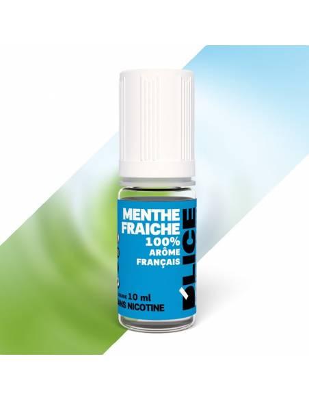 Eliquide Menthe Fraîche