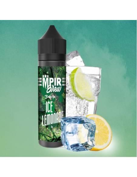Eliquide Ice Lemonade en 50ml des malaisiens Empire Brew