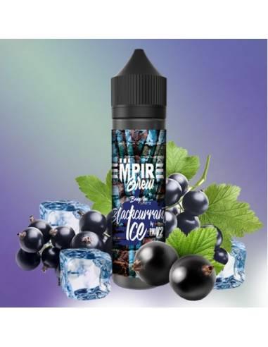 Eliquide Blackcurrant Ice en 50ml de la marque Empire Brew