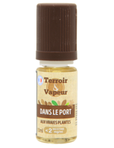 Eliquide Dans Le Port 10ml de la marque Terroir & Vapeur