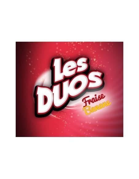 Arôme concentré Fraise Banane 10ml - Les Duos par Révolute