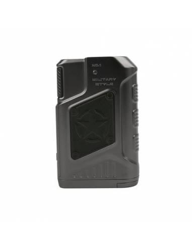 Box robuste P226 220w Teslacigs, alimentée par 2 accus 18650