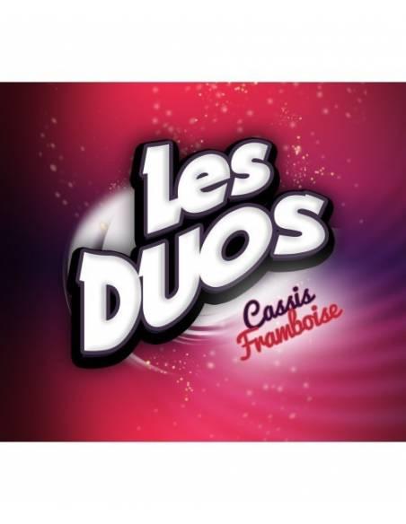 Arôme concentré Cassis Framboise 10ml Les Duos par Révolute