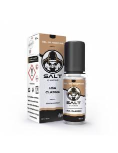 Eliquide USA Classic en Sels de nicotine, Le French Liquide
