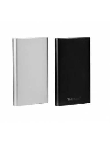 Powerbank Ultra Slim Duo USB 5000mAh de la marque Tekmee