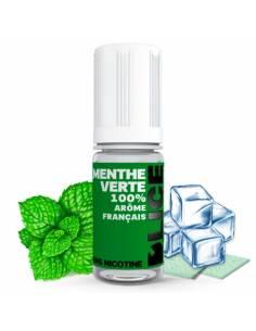 Eliquide Menthe Verte 10ml du fabricant français Dlice