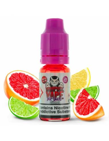 Eliquide Pinkman 10ml en sels de nicotine par Vampire Vape