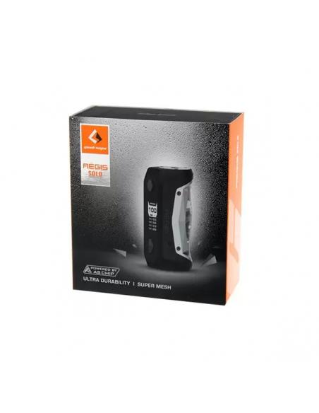 Box Aegis Solo 100w simple accu 18650 de la marque Geekvape