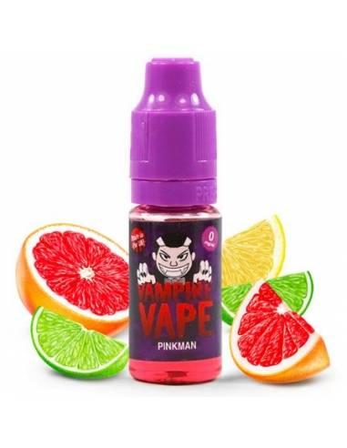 Eliquide Pinkman 10ml de la marque anglaise Vampire Vape