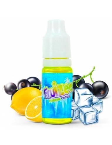Eliquide Citron Cassis 10ml de la célèbre marque Fruizee
