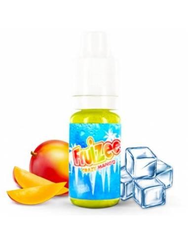 Eliquide Crazy Mango 10ml de la marque française Fruizee