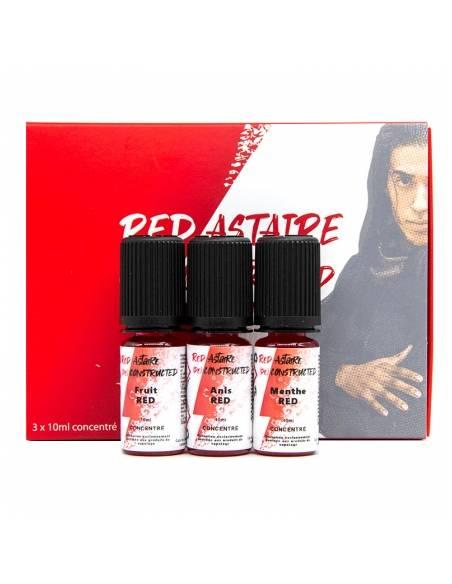 Arômes concentrés (De)Constructed Red Astaire de chez TJuice