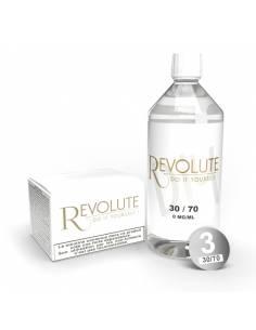 Pack DIY 30/70 1 litre 3mg par le fabricant Revolute