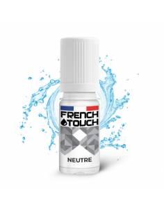 Eliquide Neutre 10ml de la marque française French Touch