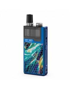 Kit Orion Q couleur blue aurora de la marque Lost Vape