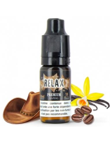 Booster 18mg Relax pour nicotiner votre e-liquide