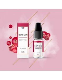 Eliquide Berrynade 10ml de célèbre marque française Roykin