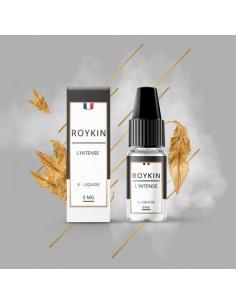 Eliquide L'intense 10ml de la marque française Roykin