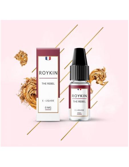 Eliquide The Rebel 10ml de la marque française Roykin