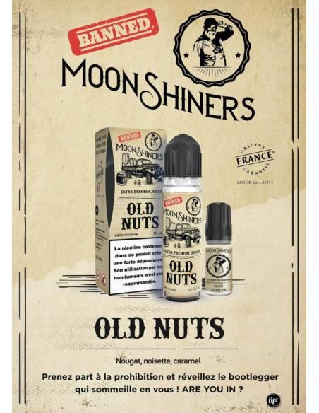 Eliquide Old Nuts 50ml de la marque Le French Liquide