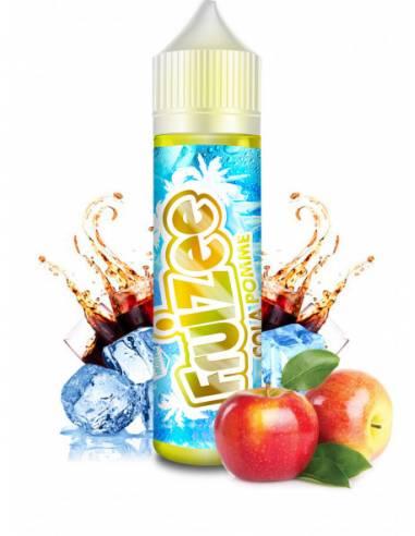 Eliquide Cola Pomme 50ml de la marque française Fruizee