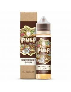 Eliquide Christmas Cookie & Cream 50ml - Pulp Kitchen - Pulp
