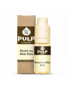 Eliquide Blond au Miel Noir 10ml du fabricant français Pulp
