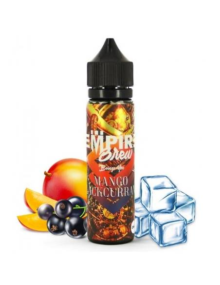 Eliquide Mango Blackcurrant 50ml des malaisiens Empire Brew