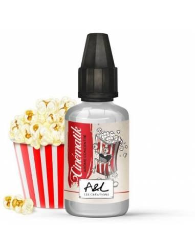 Arôme concentré Cinematik 30ml, marque Aromes et Liquides