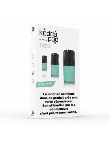 Cartouches Koddo Pod x3 La Petite Chose par Le French Liquide