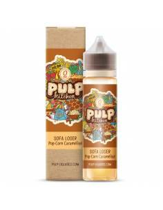 Eliquide Sofa Loser 50ml par Fat Juice Factory, marque Pulp
