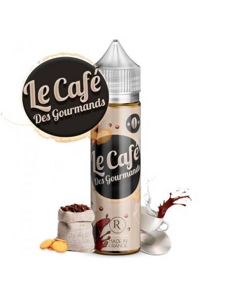Eliquide Le Café des Gourmands 50ml de la marque Revolute