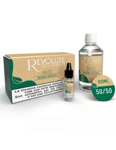 Pack DIY Végétal 50/50 100ml par le fabricant Revolute