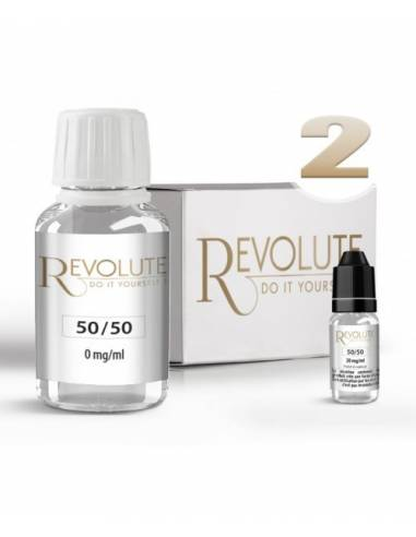 Pack DIY 50/50 2mg Revolute