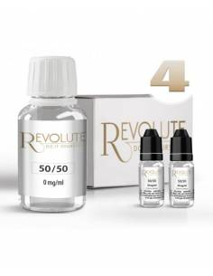 Pack DIY 50/50 4mg Revolute