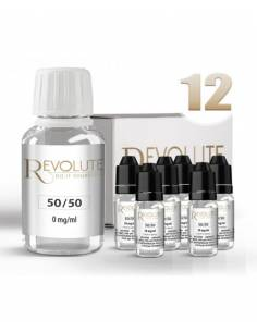 Pack DIY 50/50 12mg Revolute